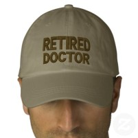 Retired doctor