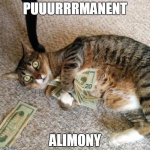 permanent alimony