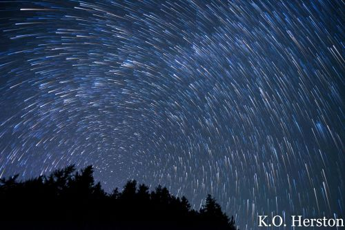 Night Sky at Clingman's Dome